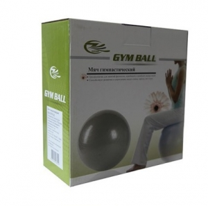 Упаковка мяча