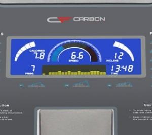 Голубой многофункциональный LCD дисплей