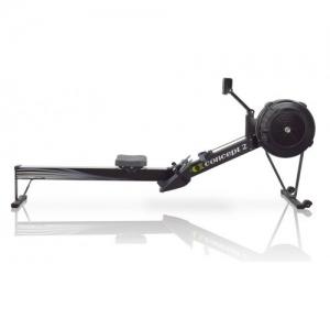Гребной тренажер D PM5 черный Concept2