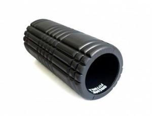 Массажный ролл FT-EY-ROLL черный FitnessTools