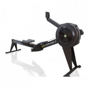 Гребной тренажер E PM5 черный Concept2