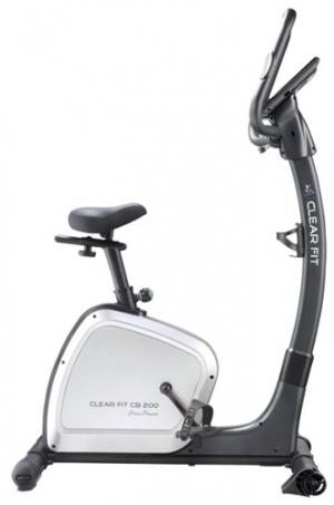 Велотренажер CB 200 Clear Fit вид с боку