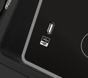 USB-разъем для воспроизведения аудио и зарядки мобильных устройств