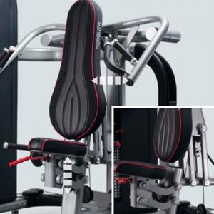 Новая система газовой регулировки пантографа обеспечивает максимально точную и плавную регулировку спинок и сидений