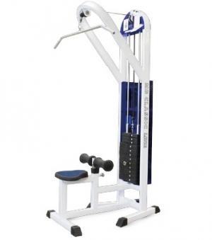 Вертикальная тяга (грузоблок) MB 3.04 серый MB Barbell
