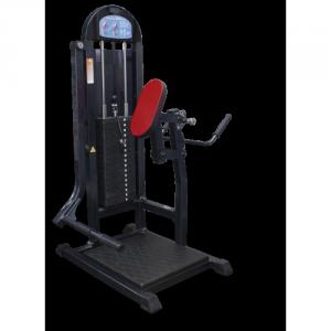 Тренажёр для ягодичных мышц в наклоне MB 3.07 белый MB Barbell