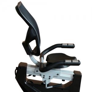 Мягкое регулируемое анатомическое сиденье с вентилируемой спинкой