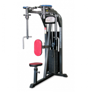 Грудь-машина, задние дельты (грузоблок) MB 3.09 серый MB Barbell