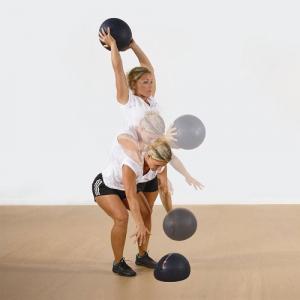 Гелевый медицинский мяч 70кг 3210-70 Perform Better