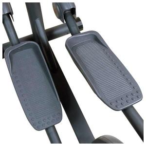Широкие устойчивые педали уменьшают нагрузку на поясничный отдел позвоночника