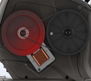 Технология индукционного тормоза Exact Force™. Постоянная, точная и плавная нагрузка, изменяемая нажатием клавиши на консоли. Отсутствие движущихся де