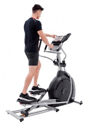 Эллиптический тренажер XE295 (2017) Spirit Fitness
