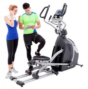 Эллиптический тренажер XE895 (2017) Spirit Fitness