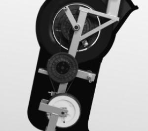Элементы электромагнитной приводной системы magicFLOW™ VERTICAL PLUS