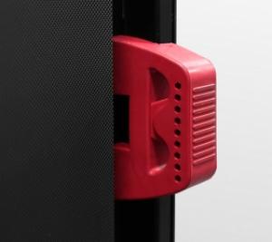 HighSoft Zone™ уменьшает издаваемые дорожкой шумы, которые образуются во время занятий