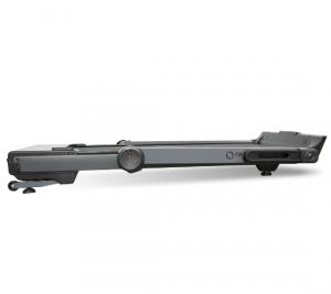 В сложенном виде толщина тренажера составляет 27 см