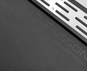Для Force T76 установлено специальное толстое полотно толщиной 3,5 мм коммерческого уровня