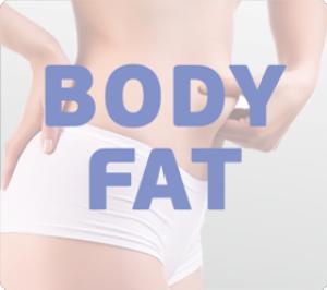 Режим жироанализатора Body Fat для определения комплекции организма