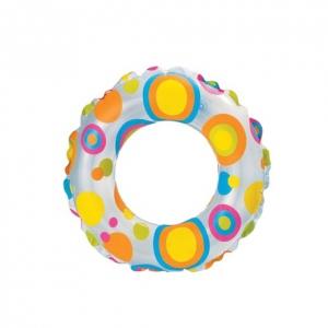 Надувной круг для детей от 6 до 10 лет 59241 INTEX