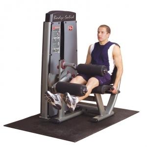 Двухпозиционный тренажер для сгибания/разгибания ног DLECsf Body-Solid