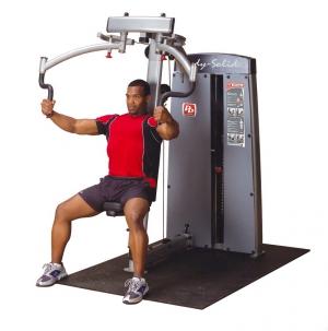 Двухпозиц тренажер для грудных и делтовидных мышц DPECsf Body-Solid