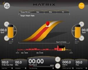 Велоэргометр U7XE (2012) Matrix