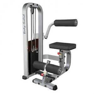 Разгибание спины сидя Pro Club Line SBK-1600 Body-Solid