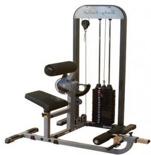 Тренажер для пресса и спины GCAB-STK Body-Solid