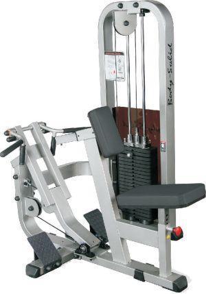 Тяга к груди с упором SRM1700/2 Body-Solid
