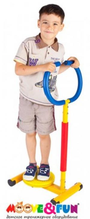 Твистер с ручкой для детей SH-11 Moove&Fun