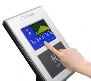 Цветной LCD дисплей c сенсорным управлением (Touch Screen)