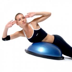 Формирует мышцы пресса  и спины