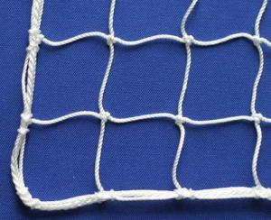 Сетка заградительная 100х100мм, нить белая  d=2,6мм 0253 Sport