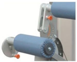 Полуавтоматические фиксаторы регулировки положения спинки и сидения