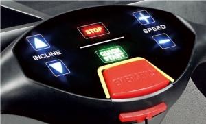 Система управления ERGO-zone - удобное размещения кнопок управления прямо под рукой
