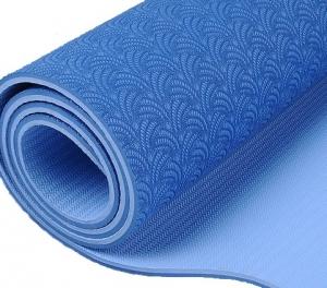 Коврик для йоги SVYP-011 синий Svarog