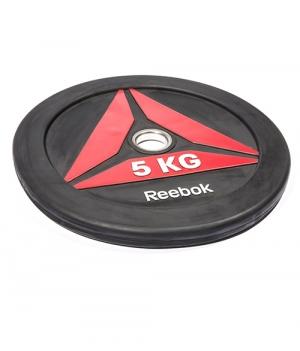 Диск для кроссфит ф50 мм, 5кг RSWT-13050