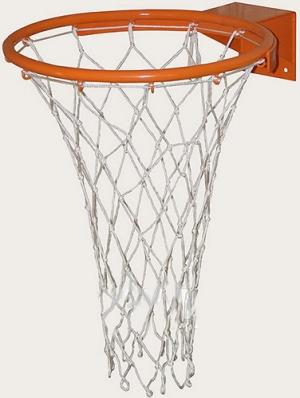 Кольцо баскетбольное №5 усиленное 004739 Sport