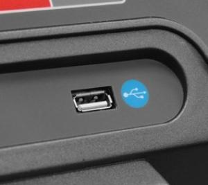 USB вход для проигрывания аудио файлов