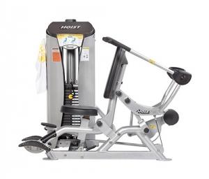 Дополнительная педаль подает рукоятки вперед, что снижает нагрузку на суставы и поясницу в исходном положении