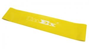 Амортизатор ленточный 0,5 м слабое сопротивление IN/MB-LI-желтый INEX