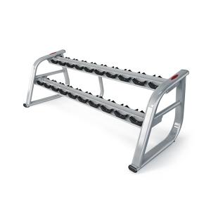 Стойка для хранения гантелей на 10 пар Dumbell rack 1FE250 Panatta