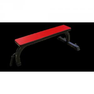 Скамья горизонтальная MB 2.03 черный MB Barbell