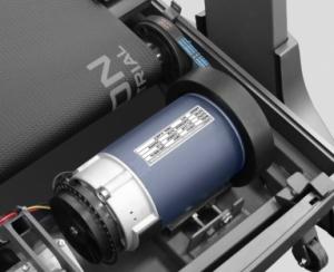 Двигатель постоянного тока (DC) мощностью 3,5 л.с.