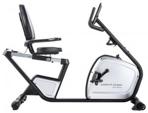 Велотренажер CR 200 Clear Fit вид с боку