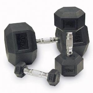 Набор гексагональных гантелей от 1 до 35кг SDRK1-35 Body-Solid