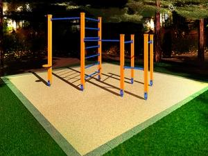 Спортивный комплекс Fitness № 10 7010 Start Line
