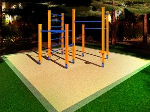 Спортивный комплекс Fitness № 11 7011 Start Line