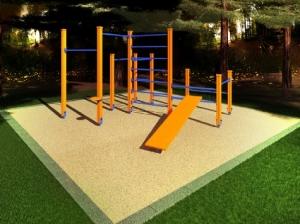 Спортивный комплекс Fitness № 2 7002 Start Line