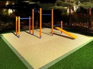 Спортивный комплекс Fitness № 3 7003 Start Line